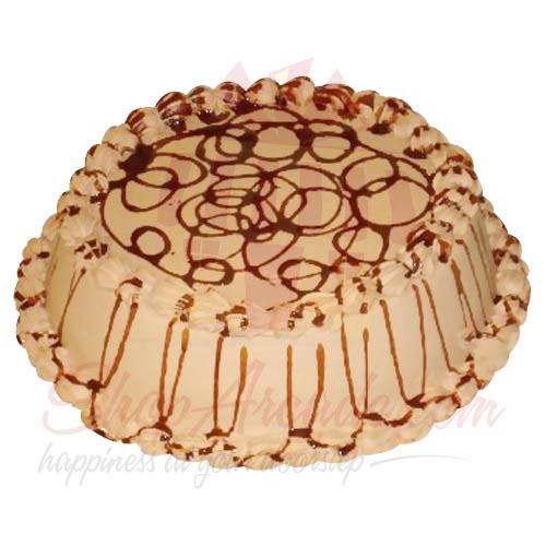 Chocolate Crunch Cake 2lbs - La Farine