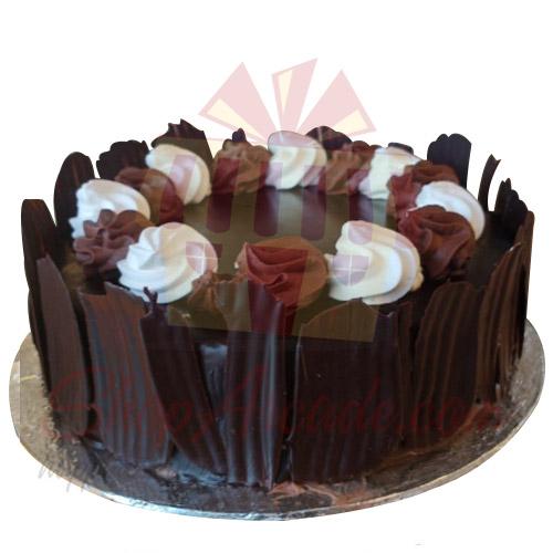 Chocolate Fudge Cake (2lbs) Bakers INN