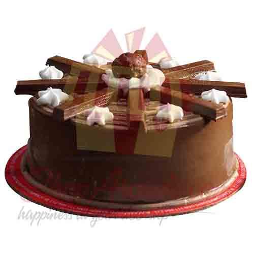 Choc Kitkat Cake 2Lbs - Cake Lounge