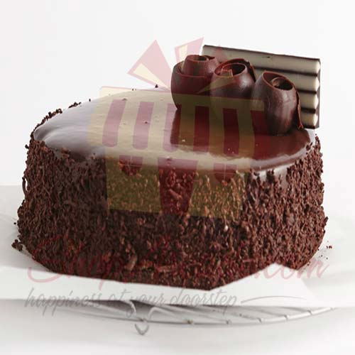 Chocolate Mousse Cake 2lbs-Le Cafe