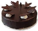 Chocolate Fudge Cake 4 lbs from Avari Hotel