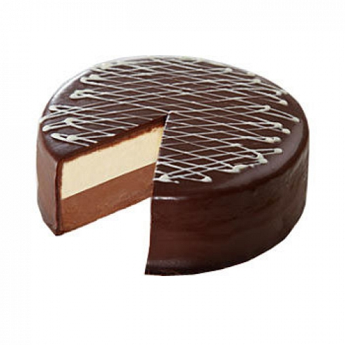 Chocolate Mousse Cake 4lbs from Hospitality Inn hotel