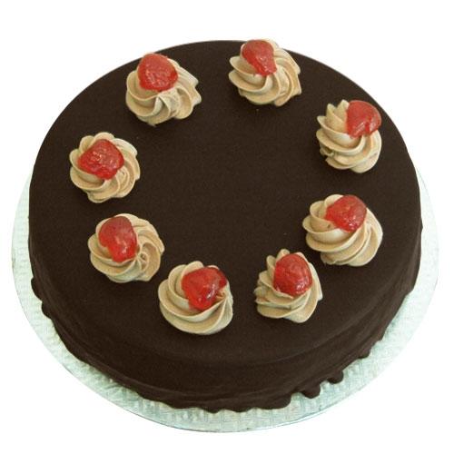 Chocolate Cake (2lbs) - Serena Hotel