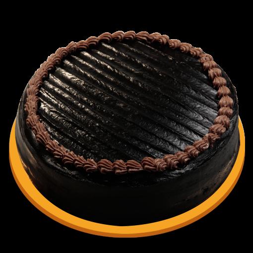 Chocolate Fudge Cake (2Lbs) - Treat Bakers