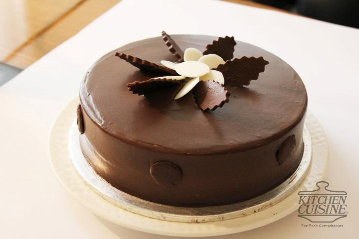 Chocolate Fudge Delight Cake 2lbs from Kitchen_Cuisine