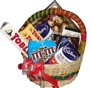 Choco Love Basket
