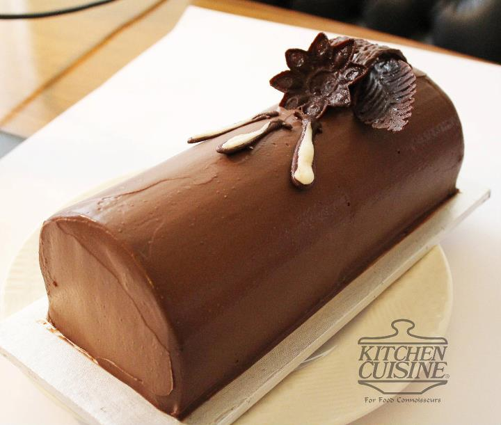 Chocolate Mousse Cake 2lbs from Kitchen_Cuisine