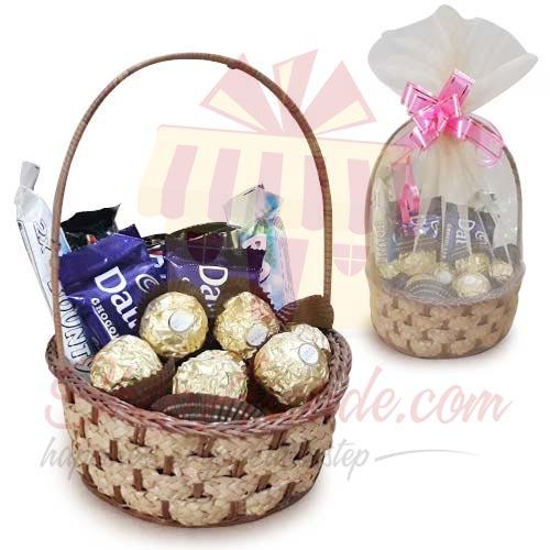 Choco Basket (Large)