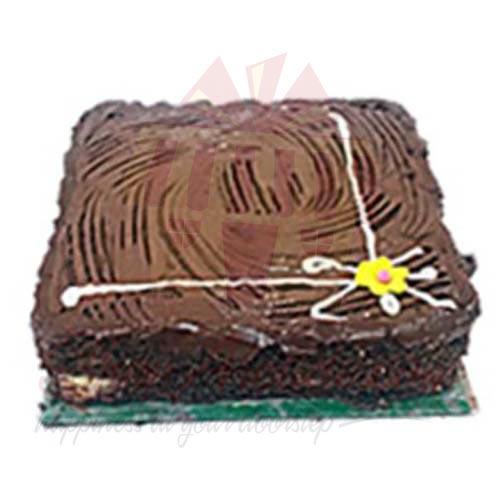 Choc Cake 2lbs - Bombay Bakery