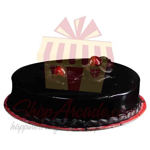 Choc Fudge Cake 2Lbs - Cake Lounge