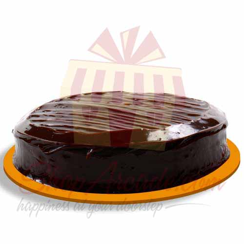 Choc Fudge Cake 2lbs Blue Ribbon Bakers