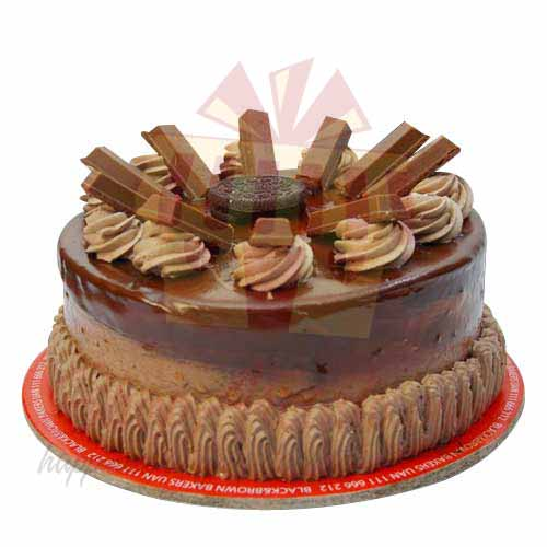 Malteser Cake - My New Italian Bakery