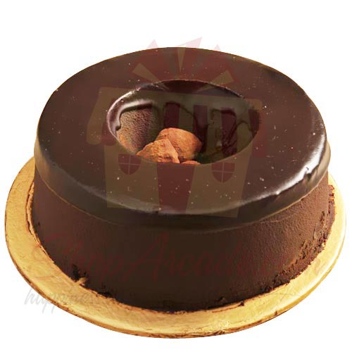 Choc Truffle Cake 2lbs Sky Bakers