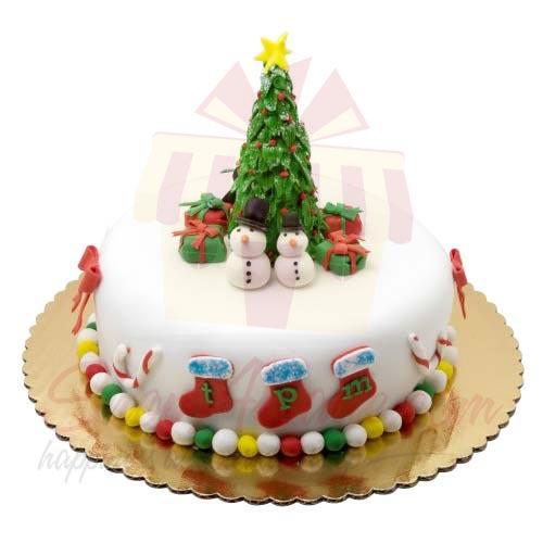 Xmas Cake 4lbs