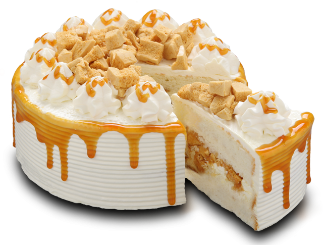Coffee Crunch Cake (2lbs) - Serena Hotel