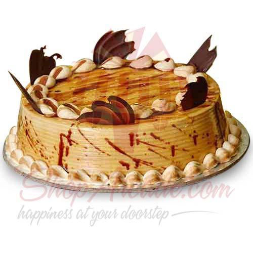 Coffee Bavarian Cake 2lbs-Le Cafe