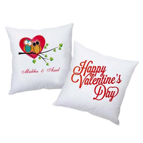 Love Bird Cushion Pair
