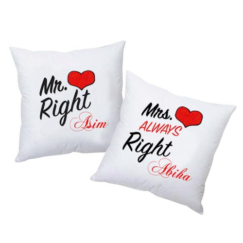 mr-&-mrs-cushion-pair