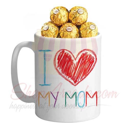Chocs In A Mom Mug