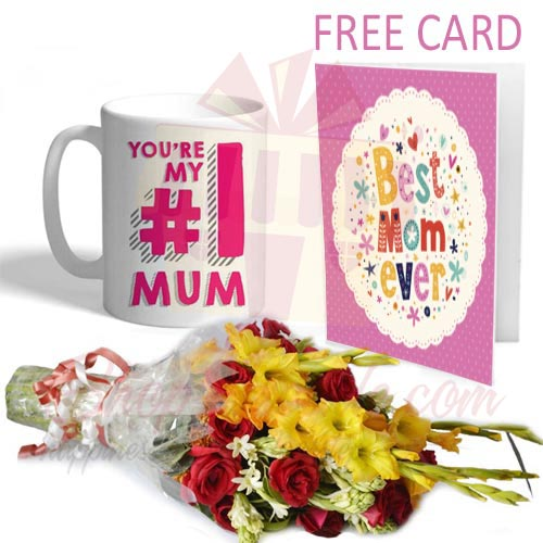 For Mother (Free Card)