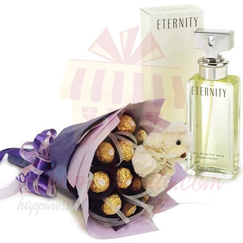 Perfume With Choc Bouquet