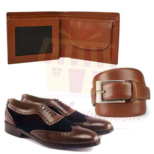 Shoes Belt Wallet