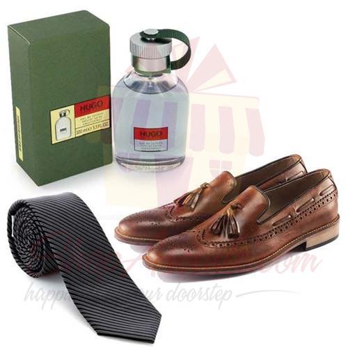 Perfume Tie Shoes