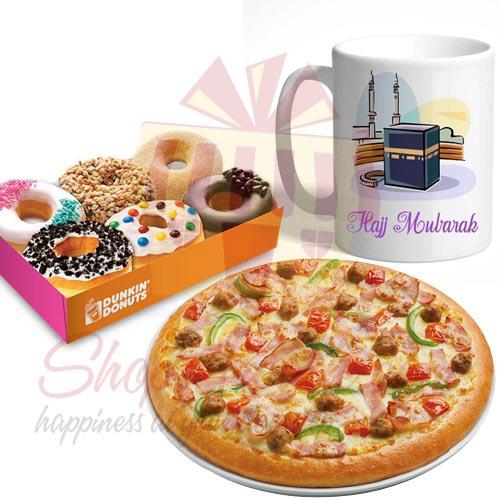 Chocs Cake And Mug (Hajj Deal)