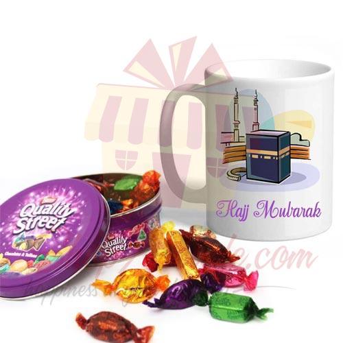 Hajj Mug With Chocolates