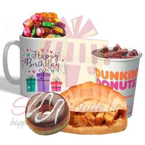 Dunkin Deal With Bday Mug