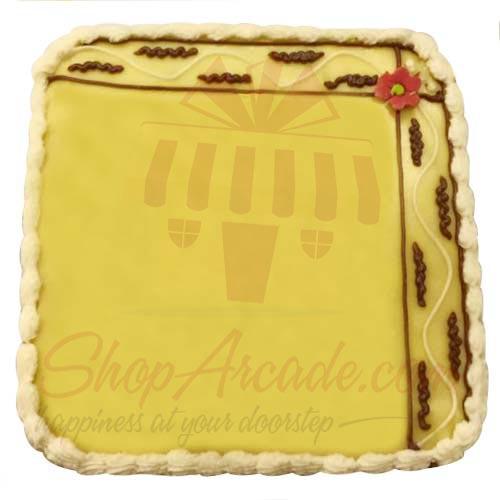 Cream Cake 2lbs - Bombay Bakery