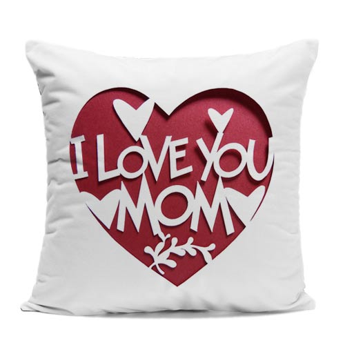 Love You Mom Cushion
