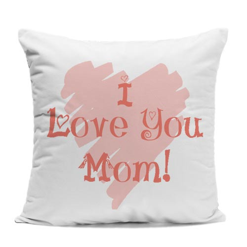 Luv U Mom Cushion