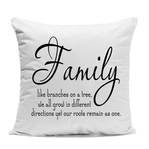 Family Cushion