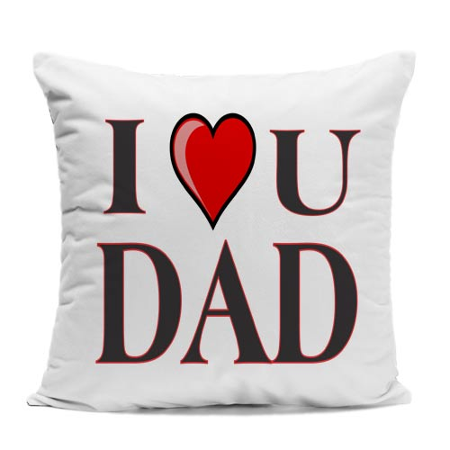 I Love You Dad Cushion