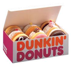 Two Dozen Dunkin Donuts