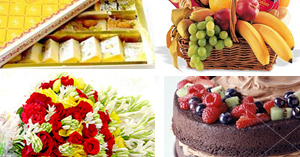 flowers-sweets-cake-fruits