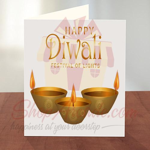 Diwali Card 3
