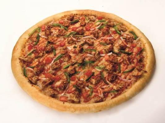 Mirch Masala Pizza Domino