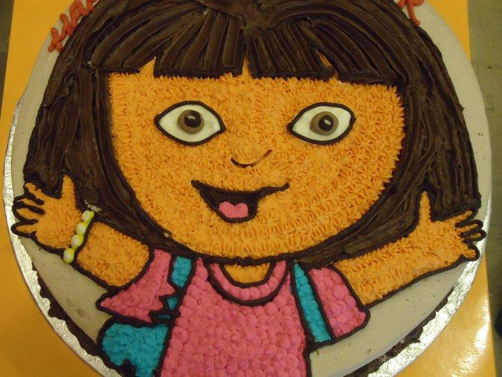 The Dora Cake 6lbs