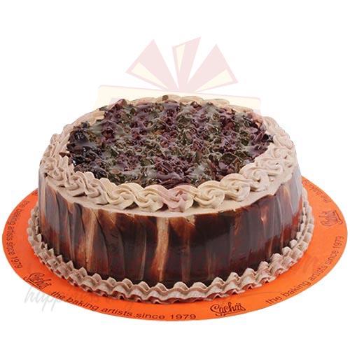 Double Choc Cake 2lbs-Sachas
