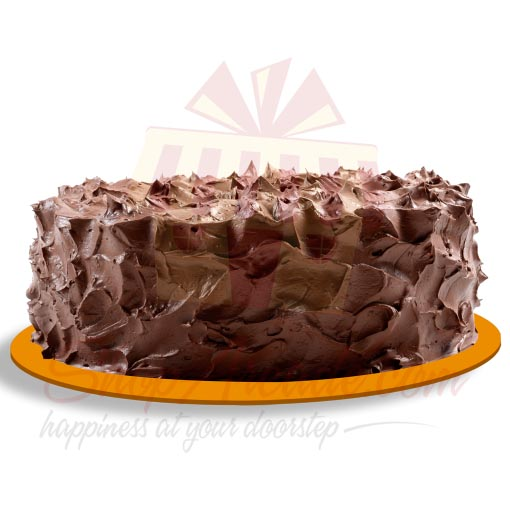 Double Choco Cake 2 Lbs United King