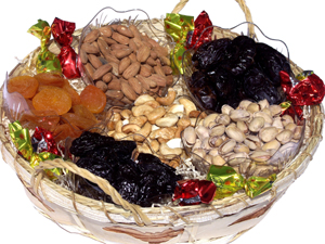 DRY FRUITS With Sweets and Dates 2 KG