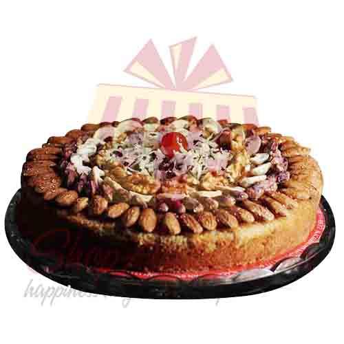 Dry Fruit Cake 2Lbs - Cake Lounge