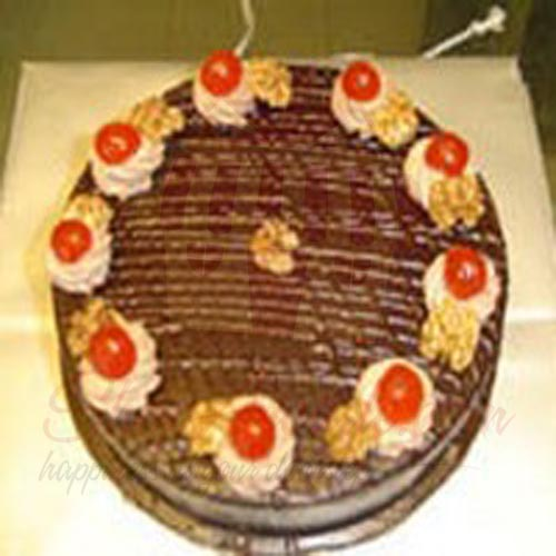 Black Forest Cake PC 6 Lbs