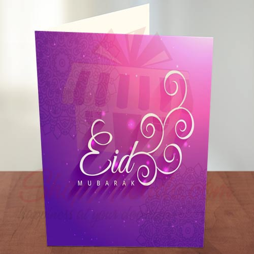 Eid Card 3