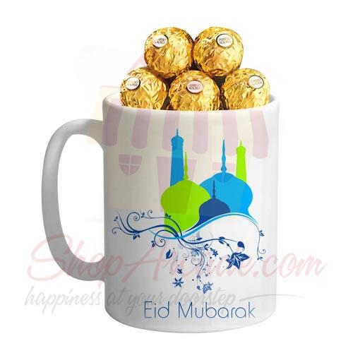 Chocs In A Eid Mug