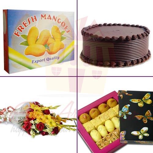 Eid Delights (4 In 1)