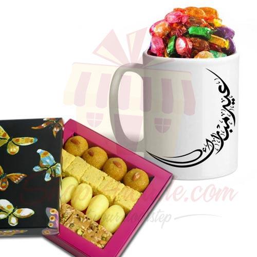 Mithai With Eid Choco Mug