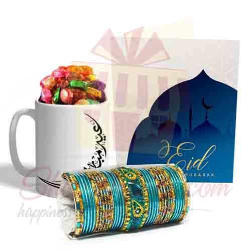 Eid Choc Mug Choori And Card